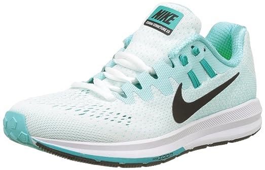 Neueste Nike Air Zoom Structure 20 Laufschuhe Damen