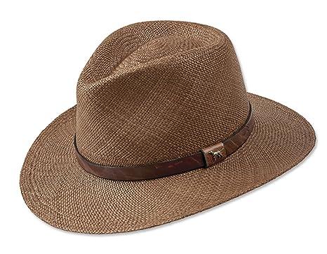 Orvis Men s Man s Best Friend Panama Hat 9ab992e3cf3