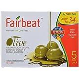 Fairbeat Olive Soap - ( 375Grams)