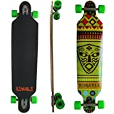 Amazon Price History for:Rimable Drop-through Longboard (41-inch)