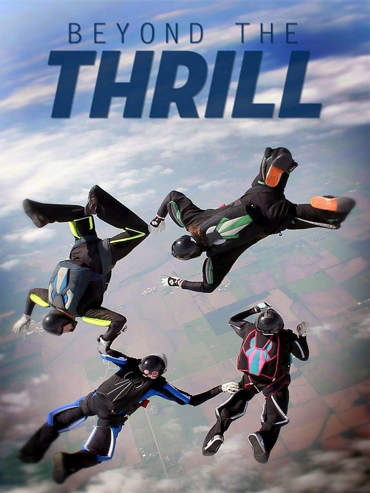 Beyond the Thrill on Amazon Prime Video UK