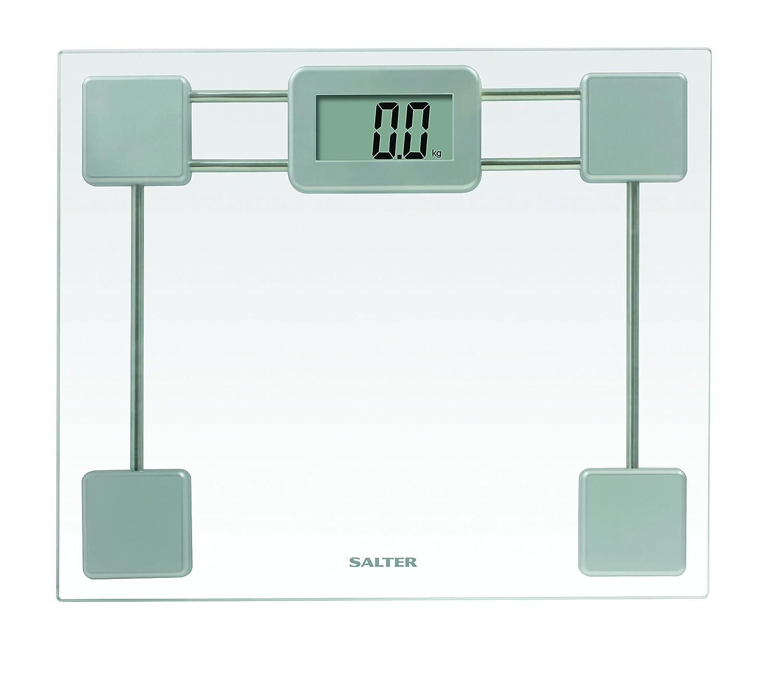 Salter Glass Digital Bathroom Scale