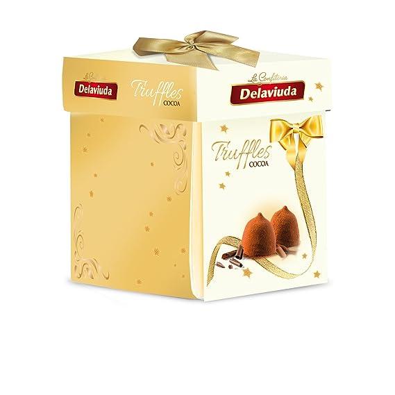Delaviuda Trufas Bombones de Chocolate - 6 Paquetes de 250 gr - Total: 1500 gr