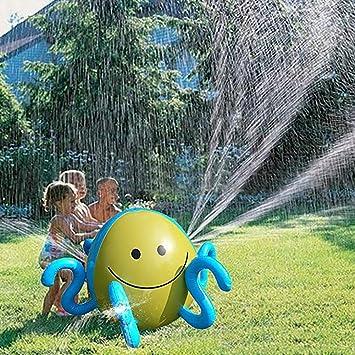 Sue Supply Kinder Aufblasbare Wasser Sprinkler Spielzeug Outdoor