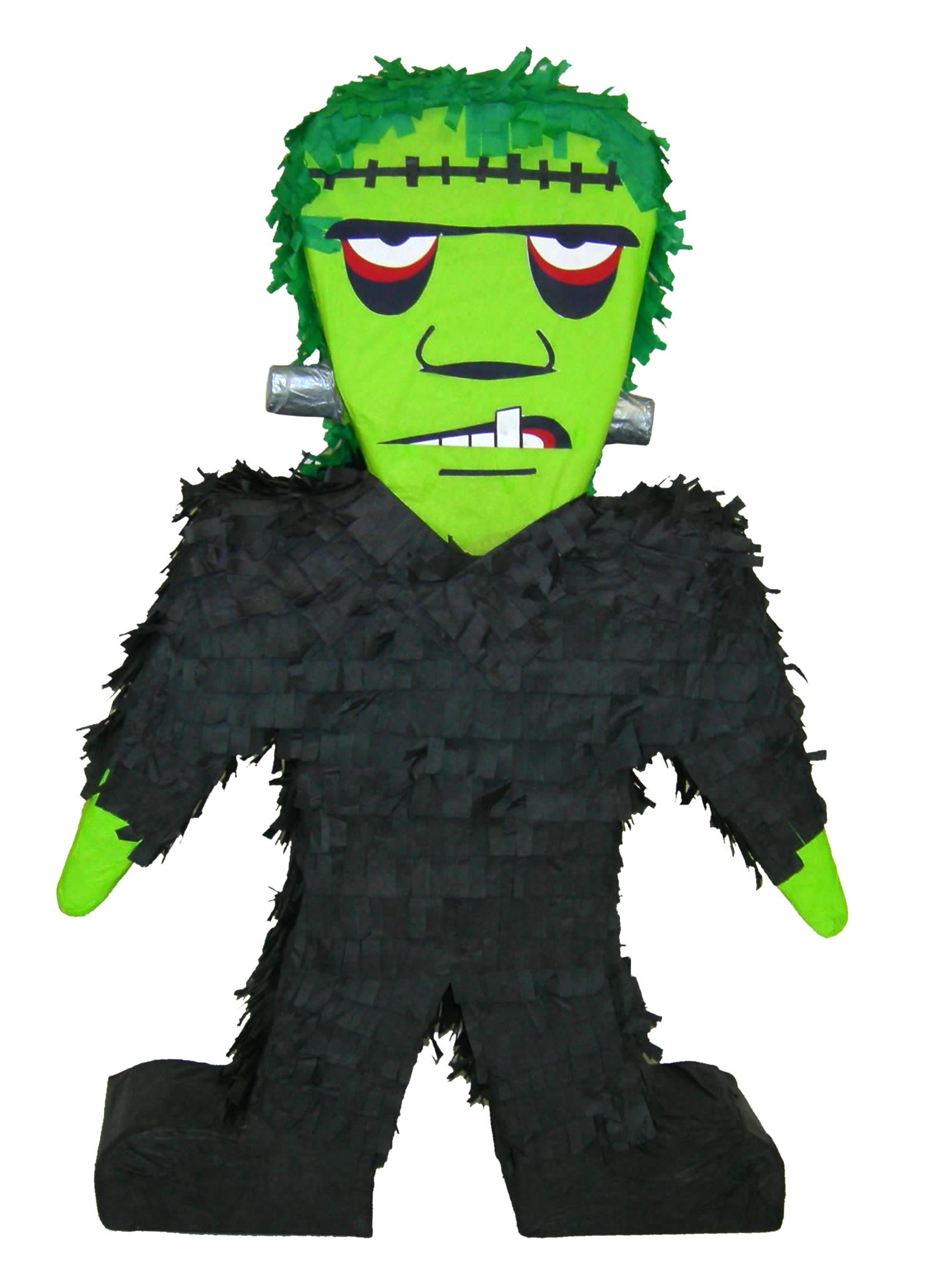 Frankenstein Halloween Pinata, 20'' Party Game, Decoration and Photo Prop by Pinatas