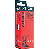 Stiga Poly Optimum ITTF Onaylı 3'lü Pinpon Topu (230.04.1113-1910-03)