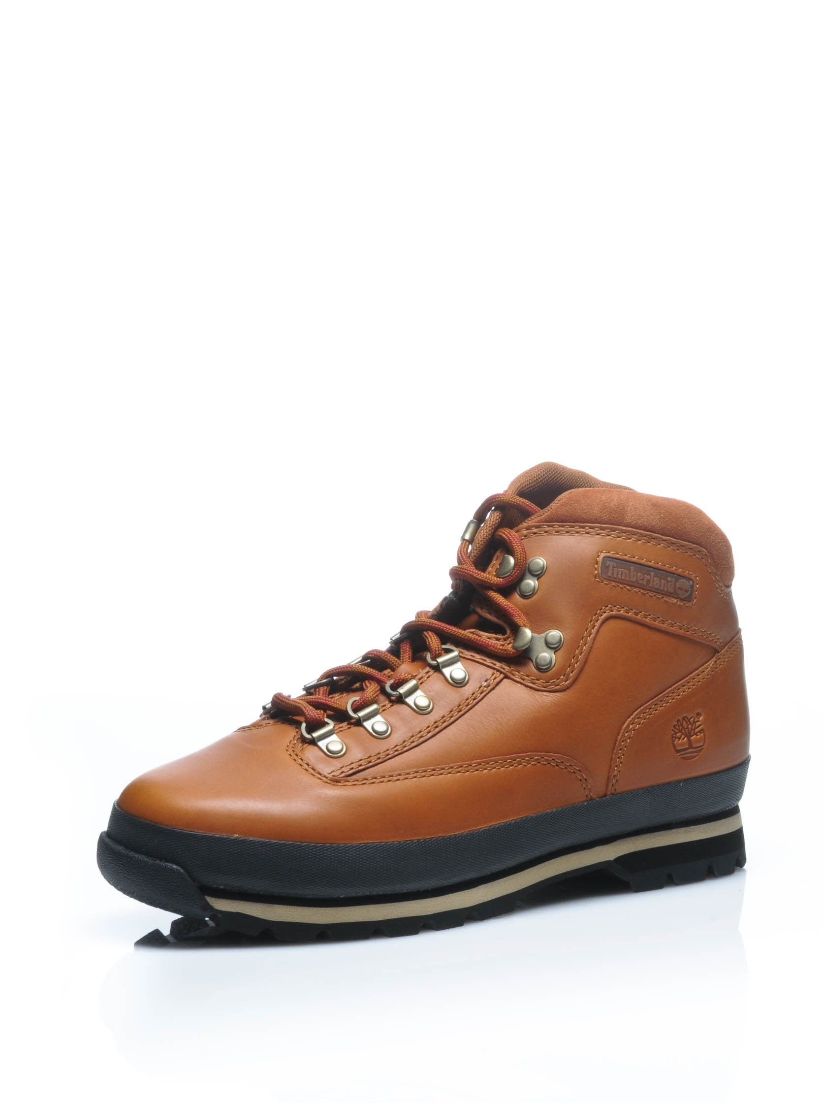timberland mens eurohiker LTR MD BRN MEDI hi top boots 6602A sneakers (uk 7.5 us 8 eu 41.5) by Timberland (Image #5)