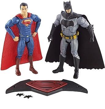 Dawn of Justice Deluxe 4 Figure Pack Batman v Superman