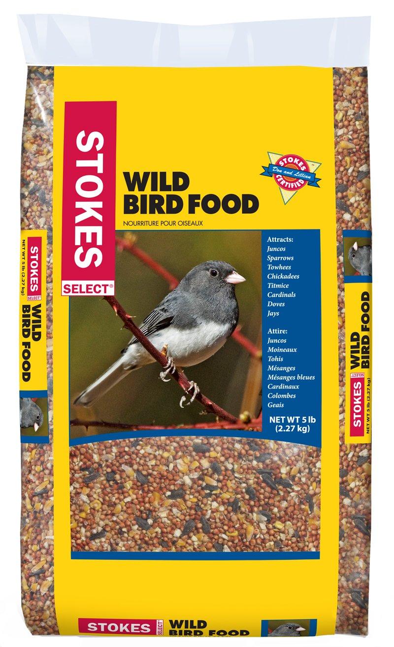 Stokes Wild Bird Food Select Bag, 5 lb by Stokes