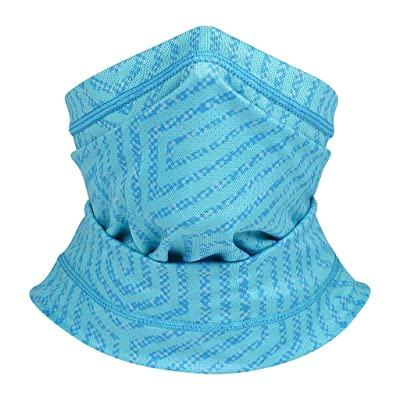 Simayixx Bandanas for Mens Womens Face Cover Scarf Dust Sun UV Protection Quick-Drying Multifunctional Sports-Headbands (C, Free Size): Clothing