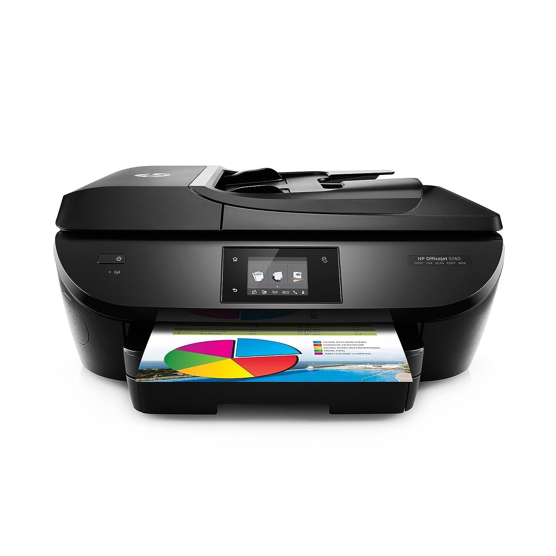 HP OfficeJet 5740 Impresora de Fotos Todo en uno inalámbrica con ...