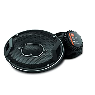 "JBL GTO939 GTO Series 6x9"" 300W 3 Way Black Car Coaxial Audio Speakers Stereo: Car Electronics"
