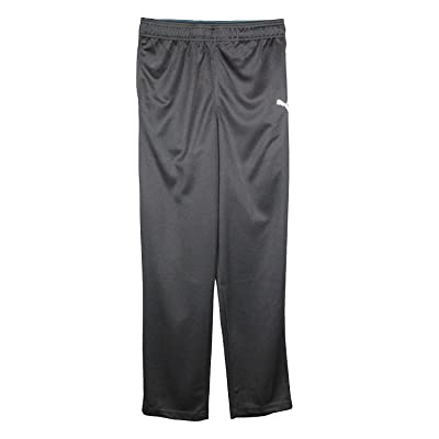 PUMA Boys Athletic Active Comfortable Soccer Basketball Mesh Breathable Pants