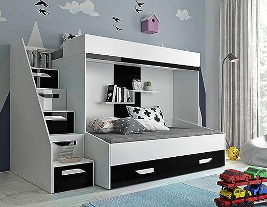 Furnistad Etagenbett Heaven : Furnistad etagenbett für kinder alfa doppelstockbett mit