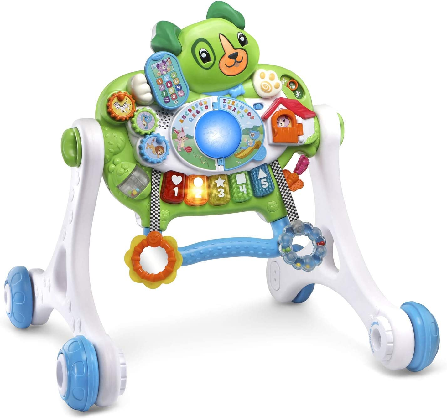 Amazon.com: LeapFrog Scout 3 en 1 Get Up and Go Walker ...