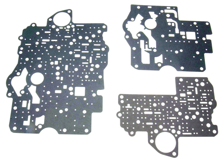 Cover Valve Body /& Transtec 3531502 Gasket Kit