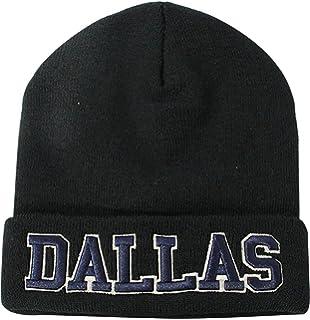b4cc4e4ddc1 ChoKoLids Football Team City Name Knitted Pom Pom Earflap Winter Hat ...