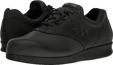 SAS Free Time Black Womens Comfort Shoes 7 Medium FREE SHIPPING Brand New In Box