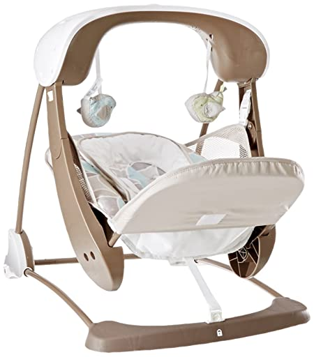 Fisher-price deluxe take along swing and seat best price