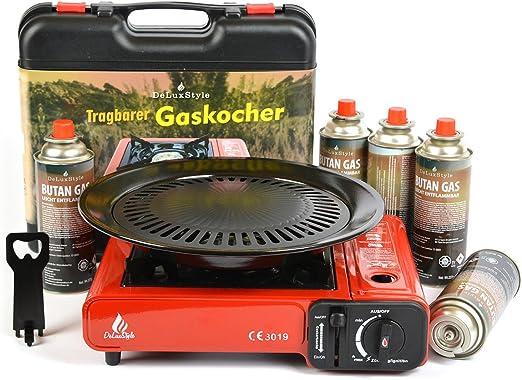 Camping Gas Eléctrica Delu xstyle con carcasa rígida maletín ...