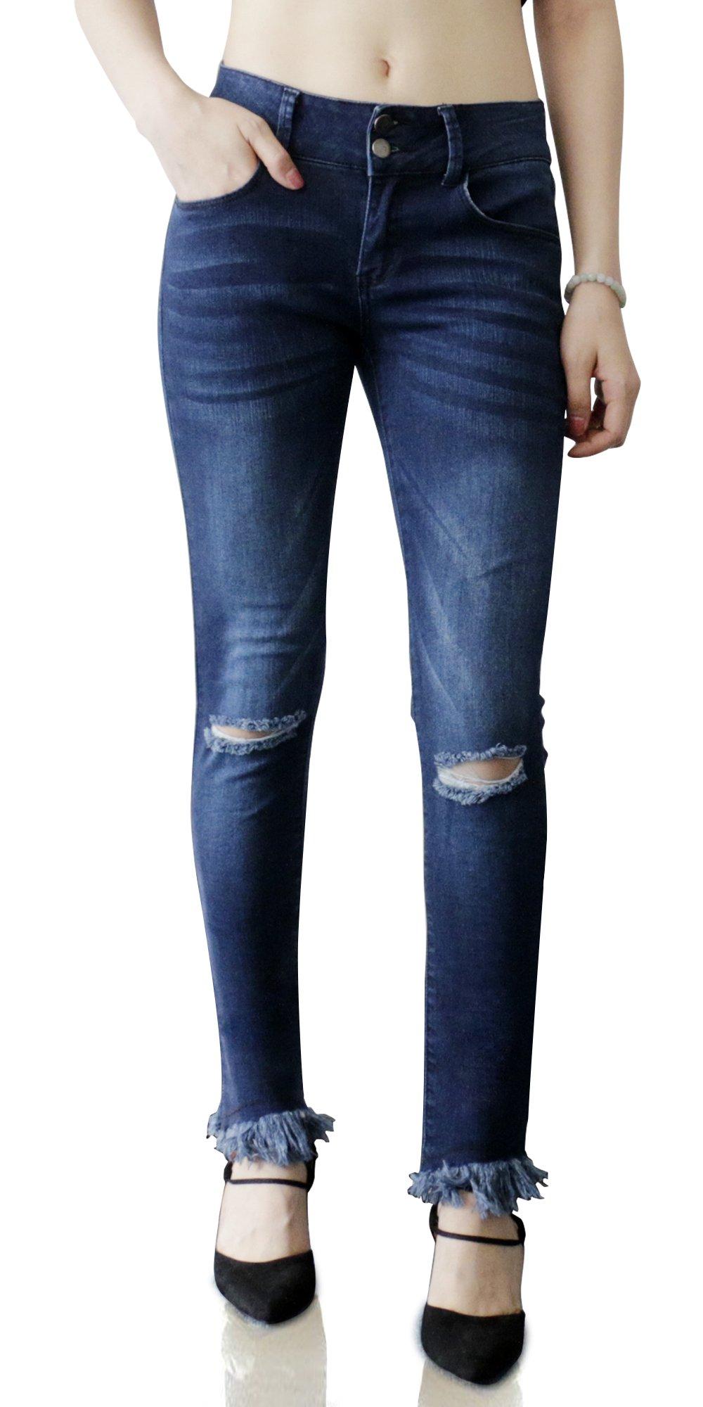 Pohiya Jeans (13, Dark Denim)
