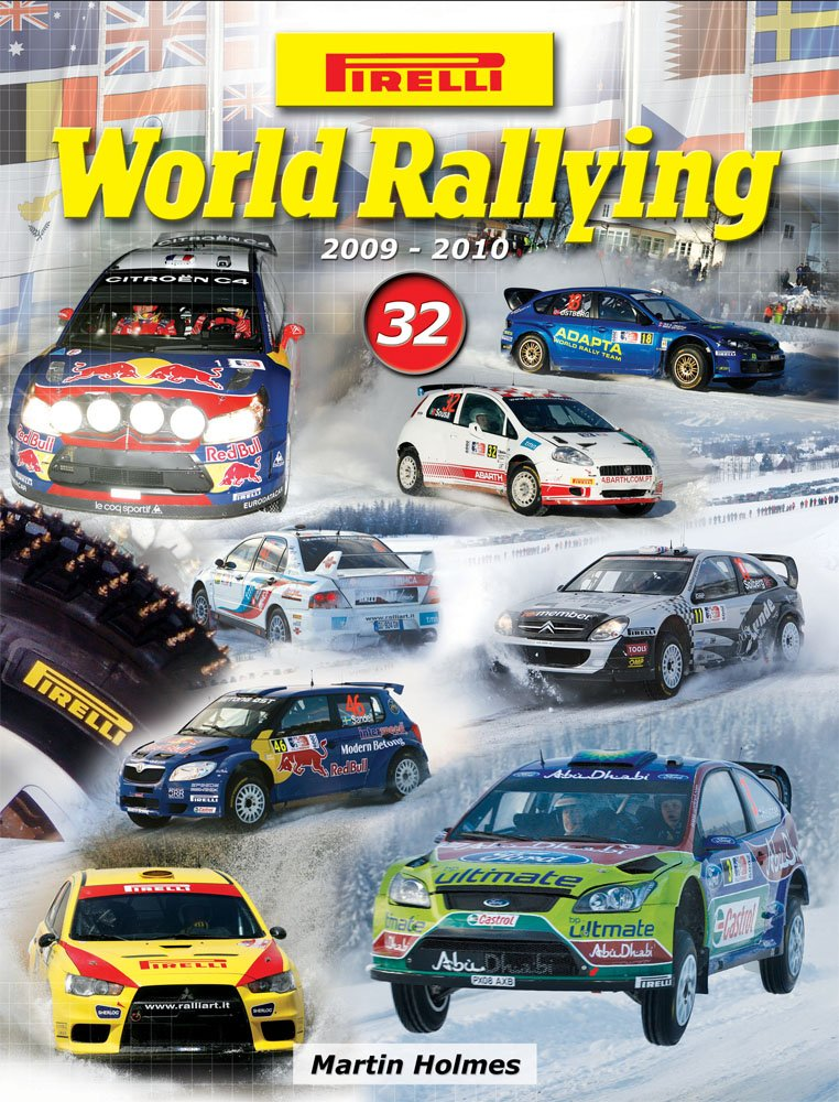 Read Online Pirelli World Rallying: No. 32 pdf epub