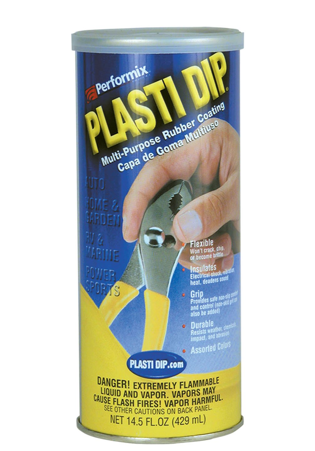 Plasti Dip Performix 11621 14.5 oz (GunMetal Gray) by Plasti Dip