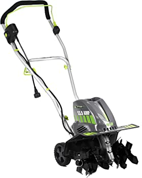 Earthwise TC70016 13.5 Amps Corded Electric Tiller