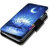 Book Style Flip Handy Tasche Case Schutz Hülle Schale Motiv Etui für Huawei Y625 - Flip 1A42 Design7