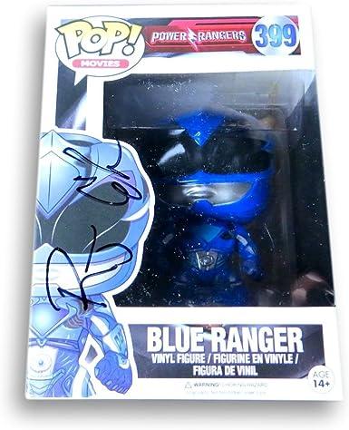 Blue Ranger #399 Vinyl Action Figure New Funko Power Rangers POP Movies