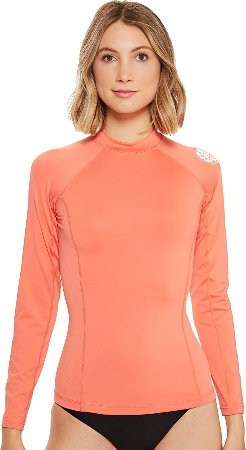 Rip Curl Womens G-Bomb Surf Long Sleeve Rashguard