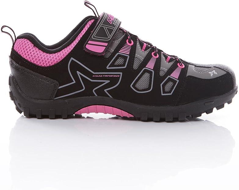 MITICAL Zapatillas Ciclismo (Talla: 36): Amazon.es: Zapatos y complementos