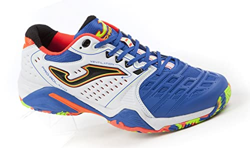 JOMA T.PRO-ROLAND CLAY 604 WHITE-ROYAL 47: Amazon.es: Zapatos y complementos