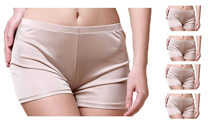 Ladies Pretty Lace French Knickers//shorts in Pink or Cream  S,M,L,XL