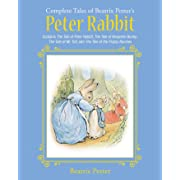 The Complete Tales of Beatrix Potter's Peter Rabbit: Contains The Tale of Peter Rabbit, The Tale of Benjamin Bunny, The Tale of Mr. Tod, and The Tale ... Bunnies (Children's Classic Collections)