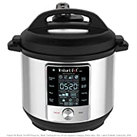 Instant Pot Max Pressure Cooker 9 in 1, Best for Canning with 15PSI and Sterilizer...