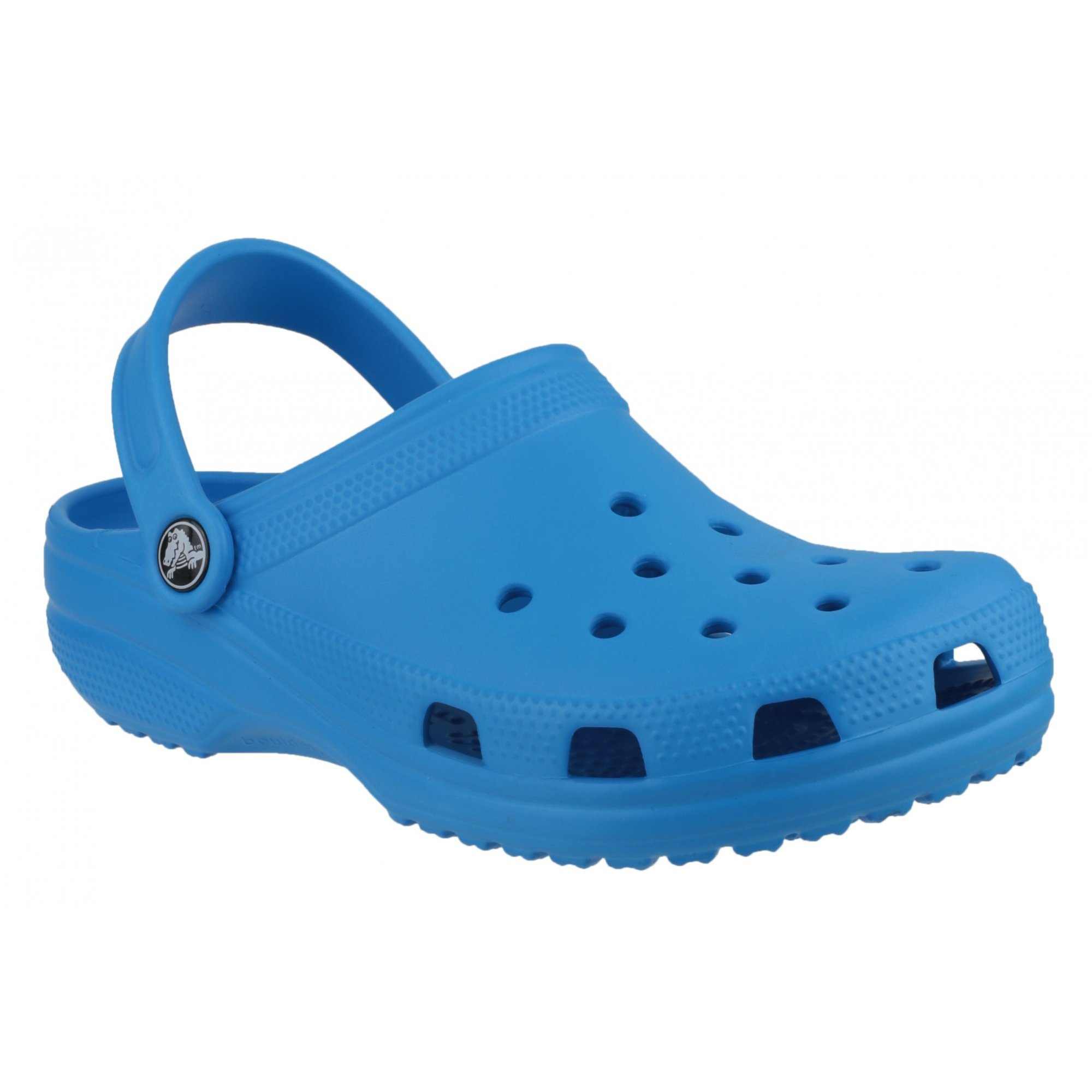 Crocs Childrens/Kids Classic Clogs (US Child 6) (Ocean)