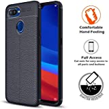 REALIKE® Oppo Realme U1 Back Cover, Ultimate Protection from Drops, Durable, Anti Scratch, Carbon Fiber Back Cover for Realme U1