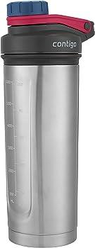 Contigo Vaccuum-Insulated Shake & Go Fit 24 oz Shaker Bottle