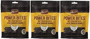 Merrick Power Bites Chicken Recipe Dog Treats (3 Pack)