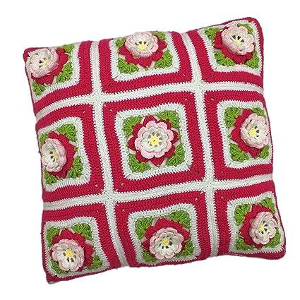 Amazoncom Prettyia Pillow Doll Crochet Kits Crochet Characters For