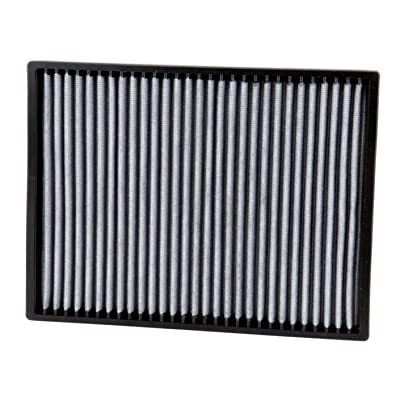 K&N Premium Cabin Air Filter: High Performance, Washable, Lasts for the Life of your Vehicle: Desgined for Select 2000-2008 DODGE/CHRYSLER (Caravan, Grand Caravan, Pacifica, Town and Country), VF3005: Automotive