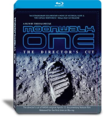 Moonwalk One - the director's cut: Amazon co uk: Neil Armstrong