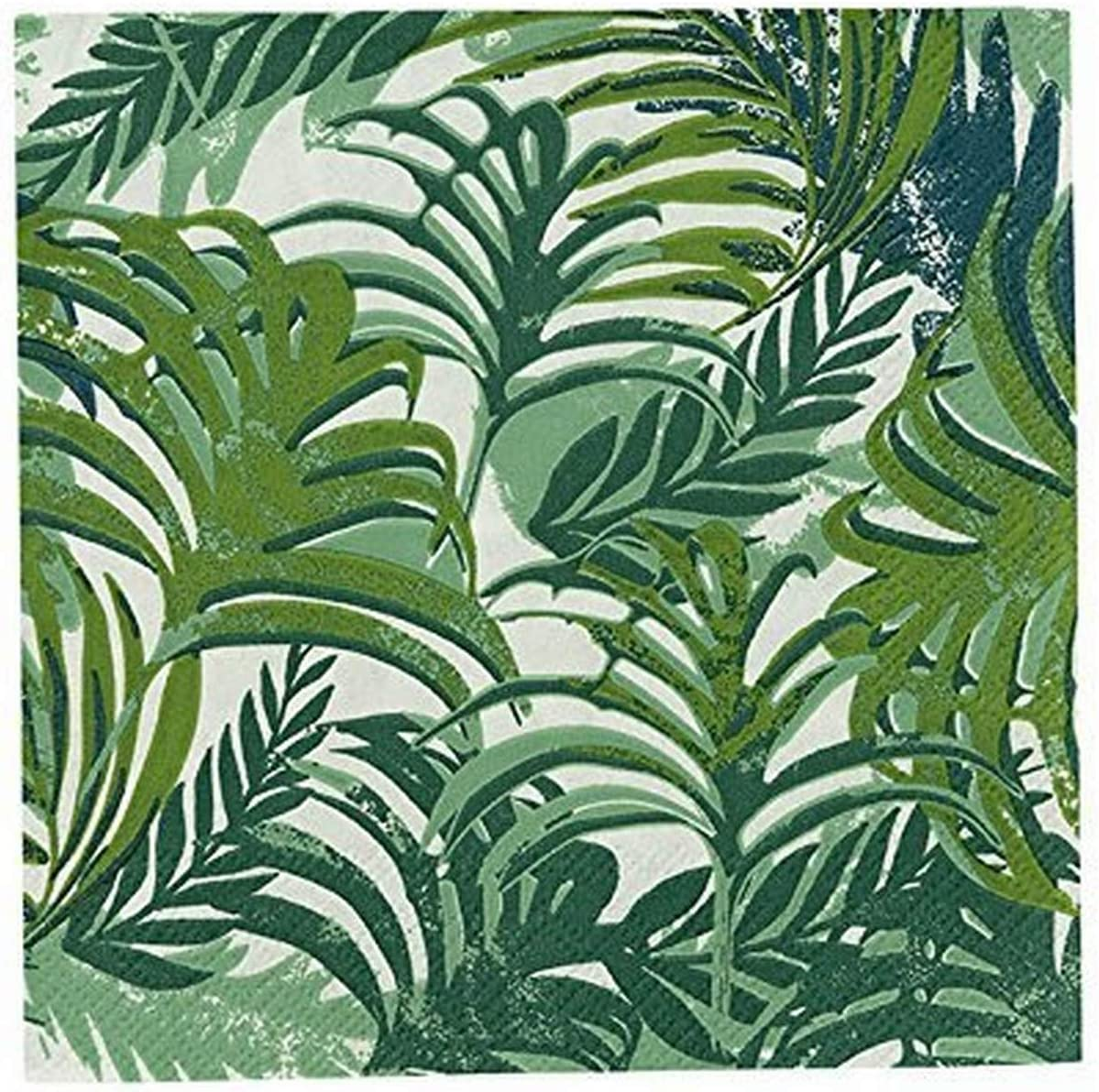 Talking Tables Fiesta Party Supplies   Fiesta Napkins   Great For Jungle Themed Party, Luau Party, Hawaiian Party, Baby Shower And Birthday Decorations   Paper, 20 Pack