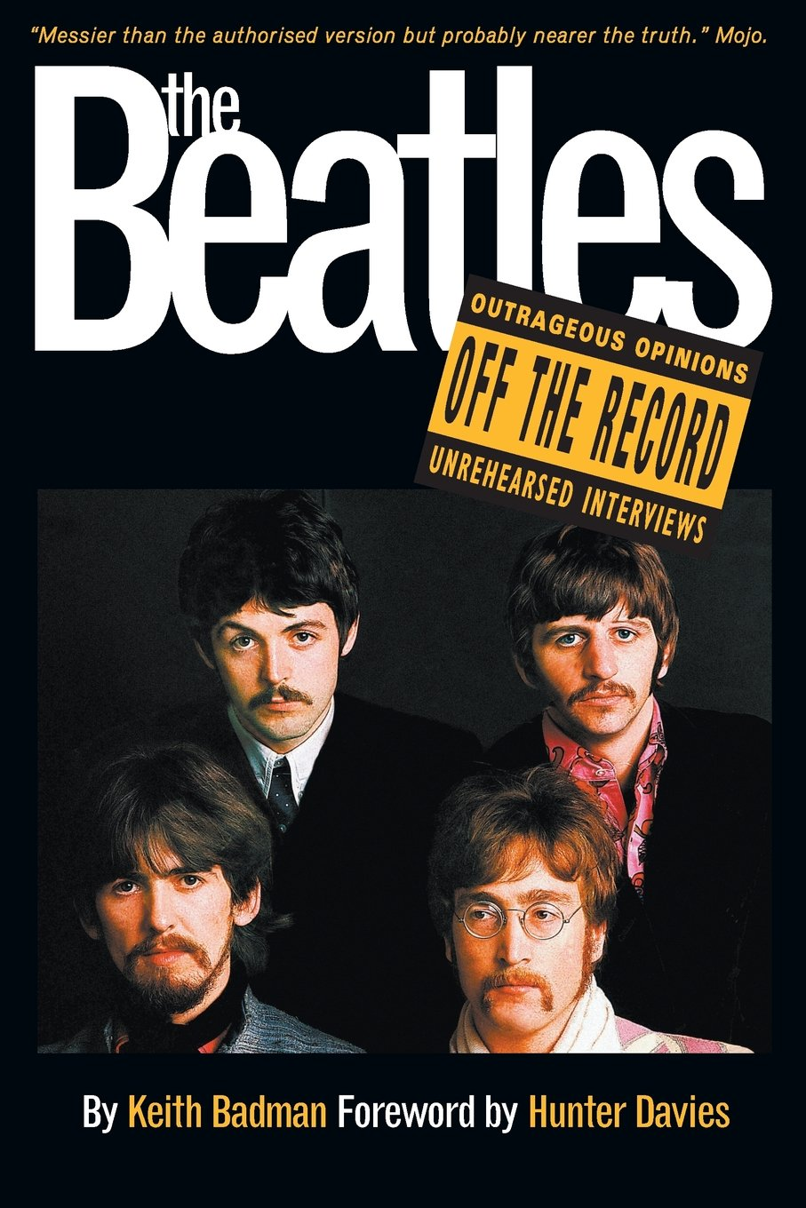 Beatles Off The Record
