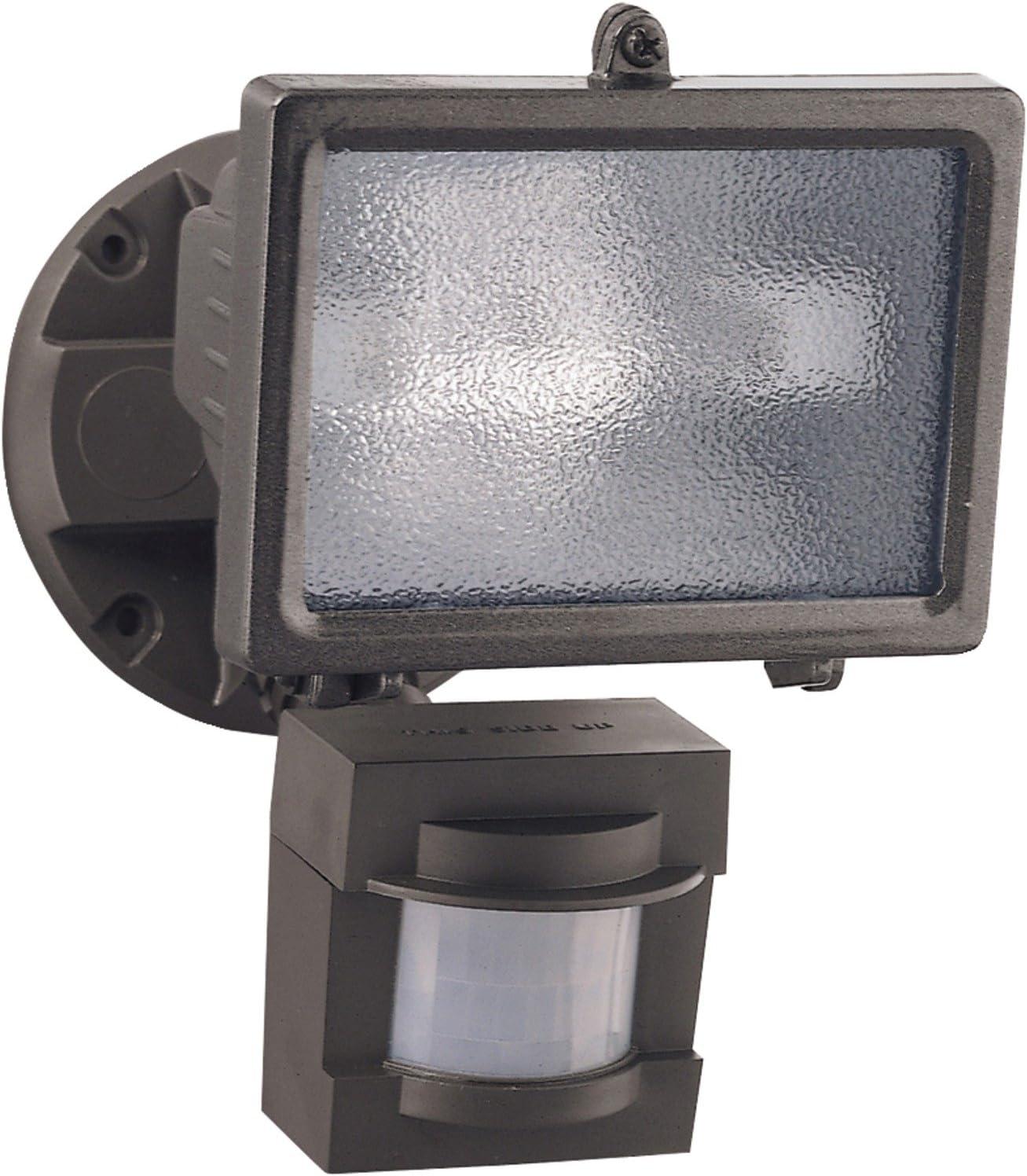 Amazon.com : Heath Zenith HZ-5511-BZ 110-Degree 150-Watt Motion-Sensing  Security Light, Bronze : Flood Lighting : Home ImprovementAmazon.com