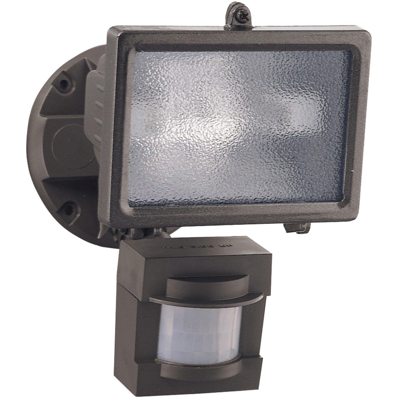 Heath Zenith HZ-5511-BZ 110-Degree 150-Watt Motion-Sensing Security Light, Bronze by Heathco