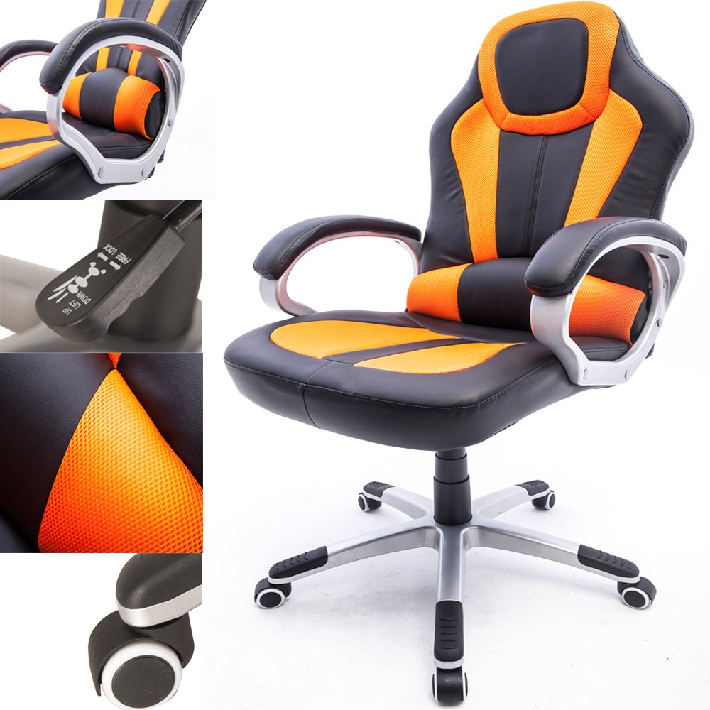 gorgeous red black bl yellow chair with n racing endearing lumbar gm seat bucket ergonomic support blue dxracer racer office desk dx