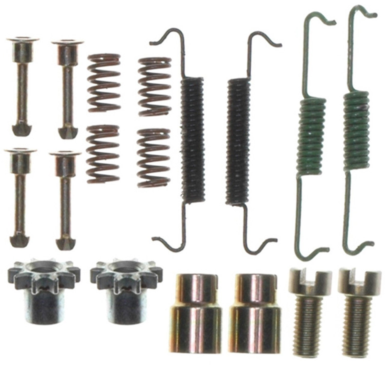 ACDelco 18K1191 Professional Rear Parking Brake Hardware Kit