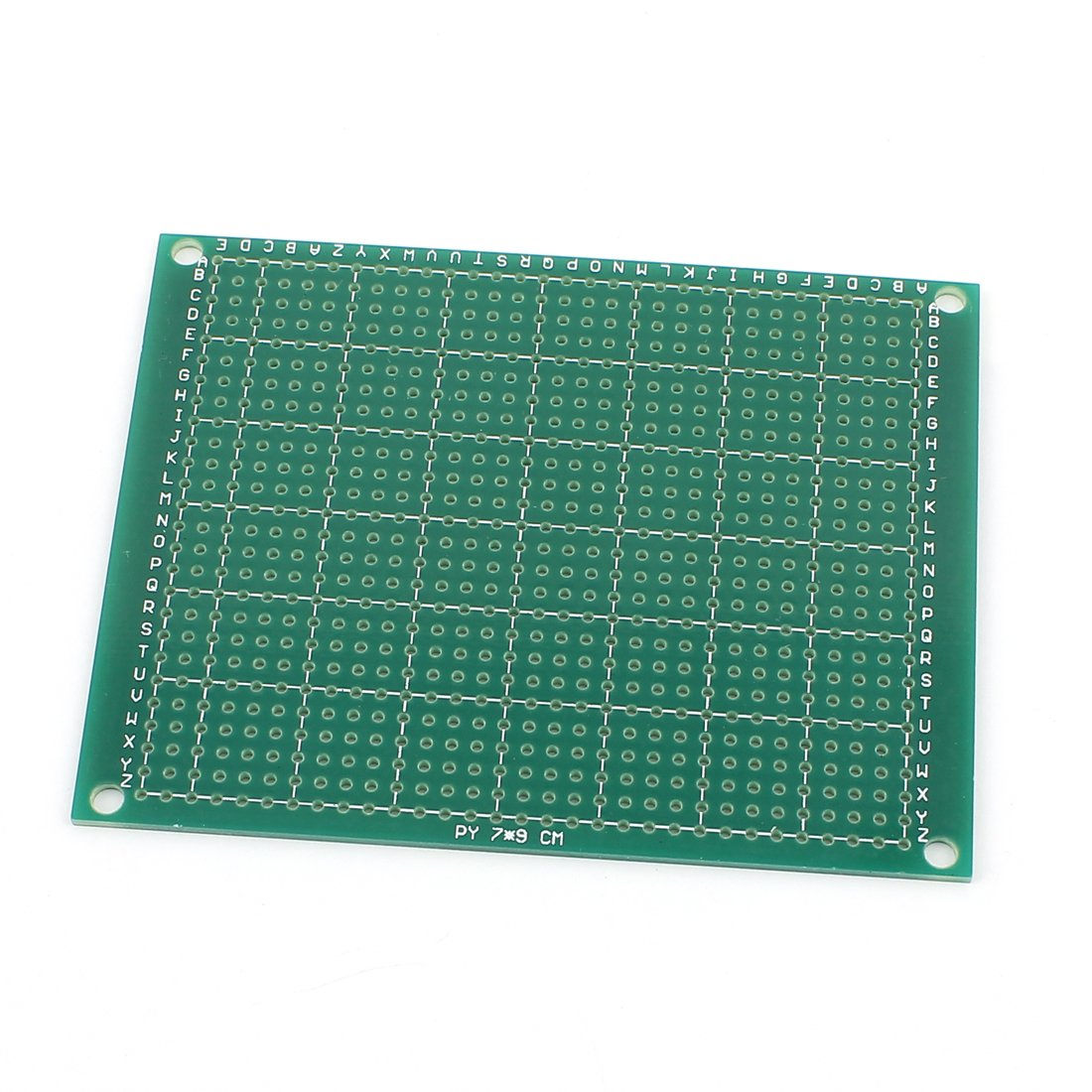 Uxcell a15082500ux0218 5 Piece 7 cm x 9 cm DIY Prototype Paper Single Side PCB Universal Board 2.76 Width 3.54 Length 2.76 Width 3.54 Length